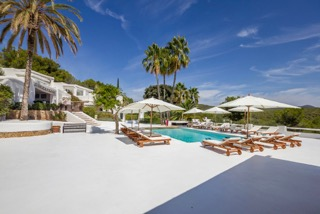 Villas In Balearics Porroig Ibiza Estate