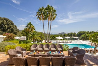 Villas In Balearics Porroig Ibiza Gardens