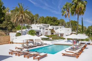 Villas In Balearics Porroig Ibiza Spain