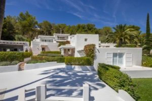 Villas In Balearics Spain Porroig Ibiza