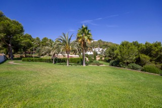 Villas In Ibiza Town Porroig Tennis Court