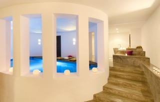 Wellness Pool Ibiza Villa