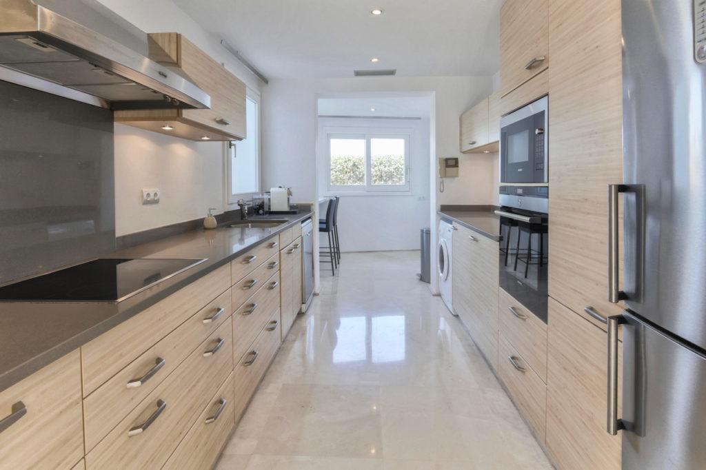 White Kitchen Talamaca Ibiza