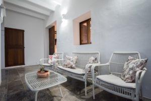 White Walls Modern Furniture Ibiza Villa