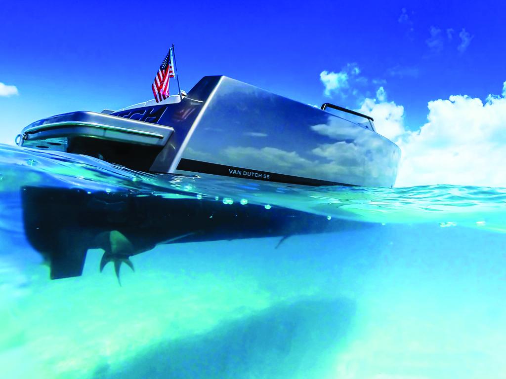 2 Boat Vandutch 40 Ibiza