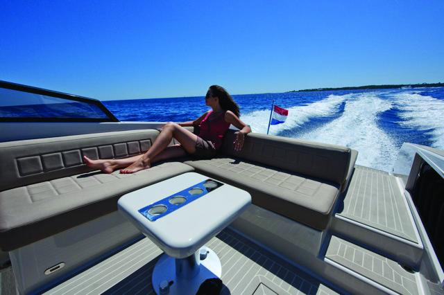 3 Boat Vandutch 40 Ibiza