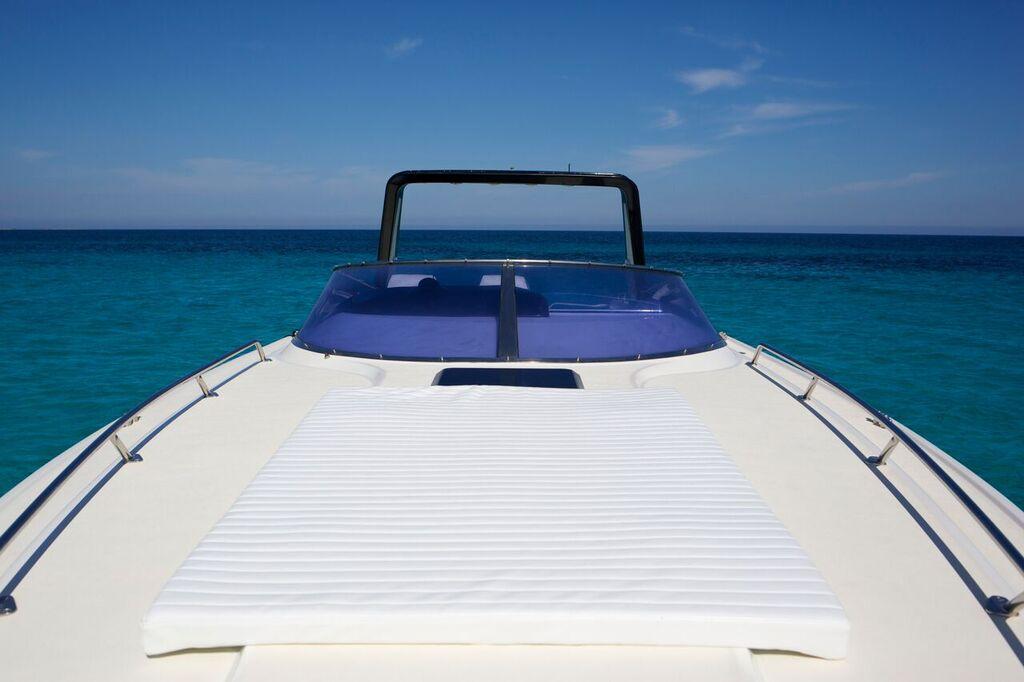 43 Sunseeker Boat Thunderhawk Good News Ibiza