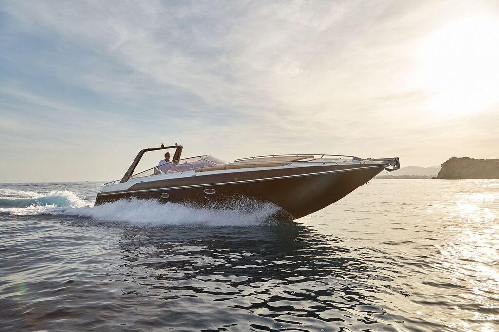 43 Sunseeker Thunderhawk Falco Ibiza Boat