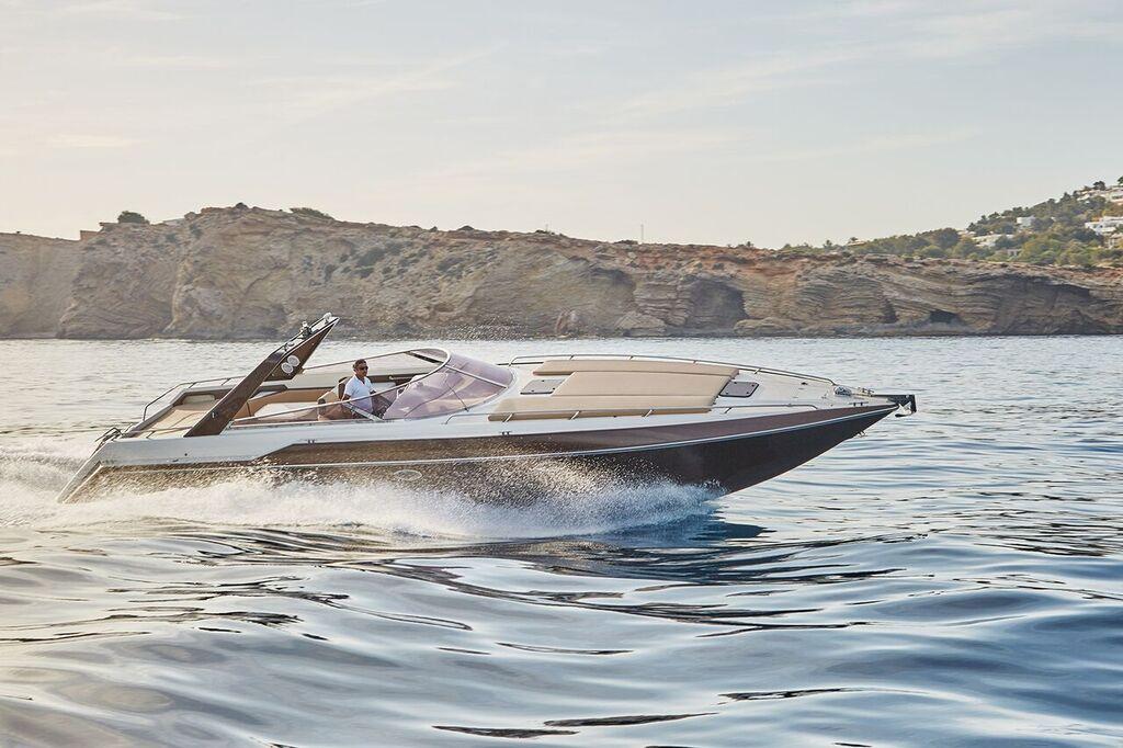 43 Sunseeker Thunderhawk Falco Ibiza