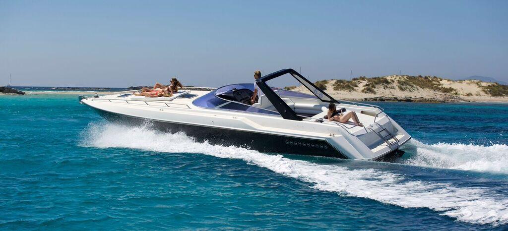 43 Sunseeker Thunderhawk Good News Ibiza Boat Yacht