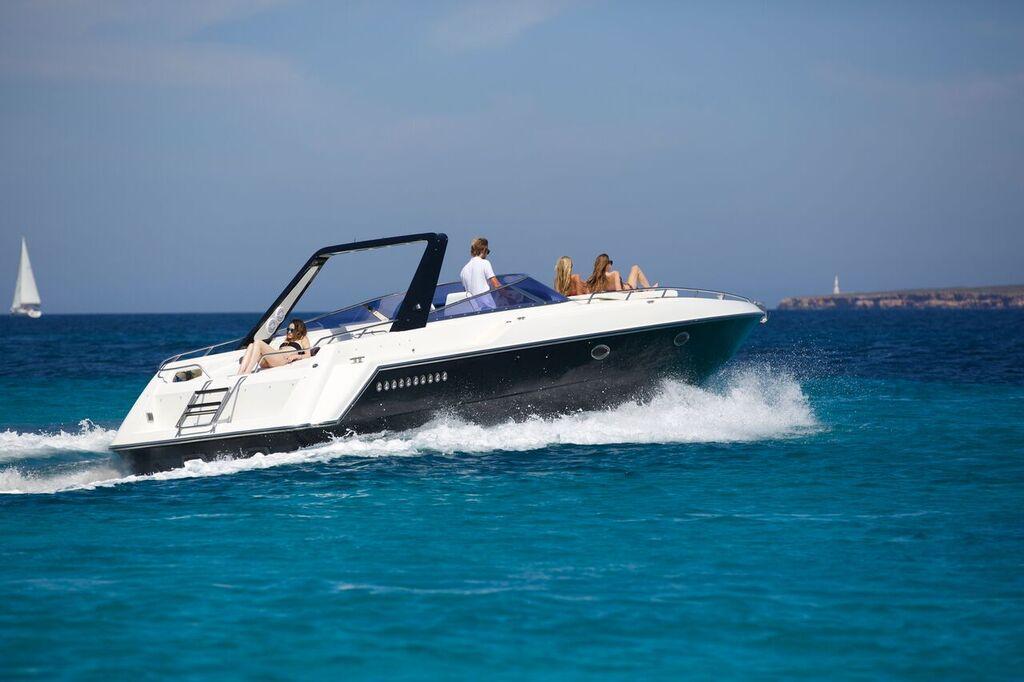 43 Sunseeker Thunderhawk Good News Ibiza Boat