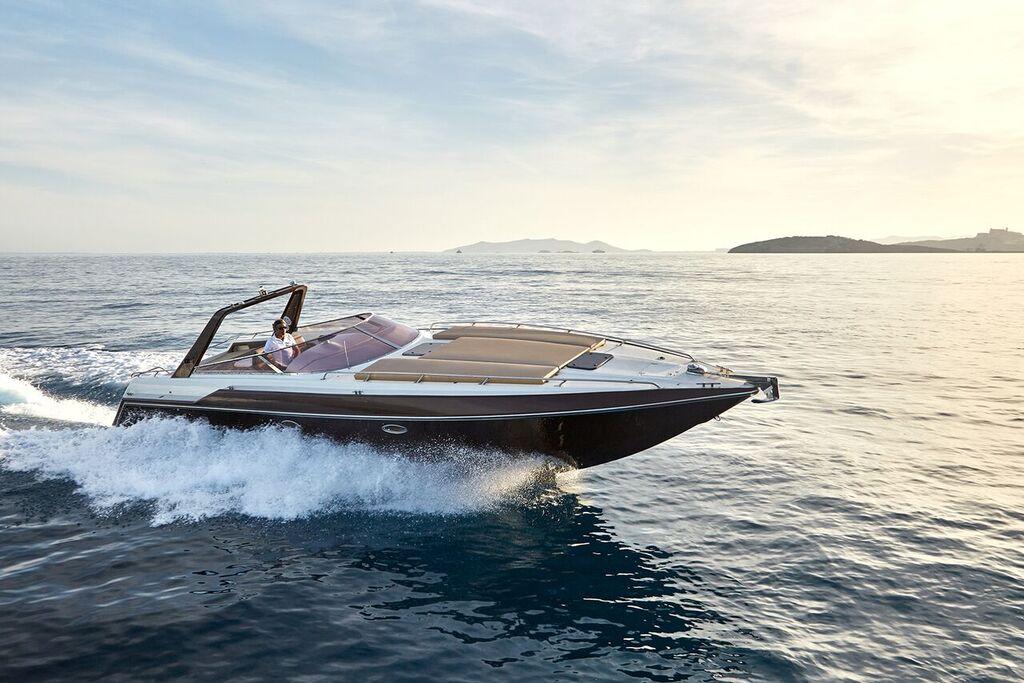 43 Sunseeker Thunderhawk Ibiza Boat Yacht