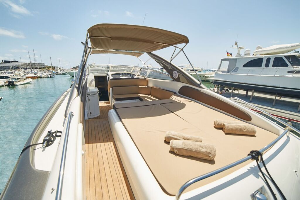 48 Sunseeker Boat Yacht Superhawk Just For Fun Ibiza