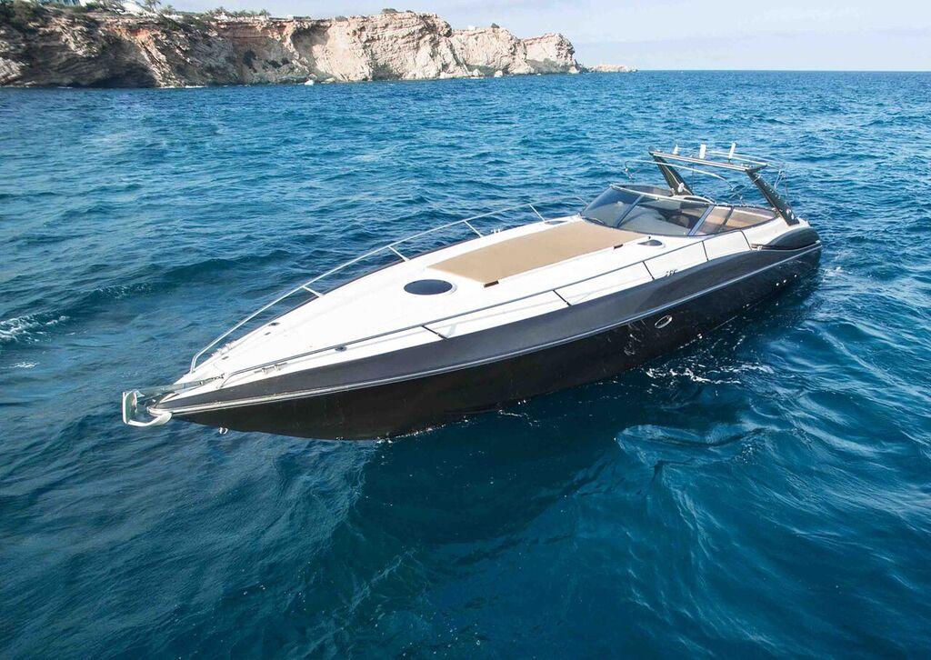 48 Sunseeker Superhawk Boat Yacht Ibiza