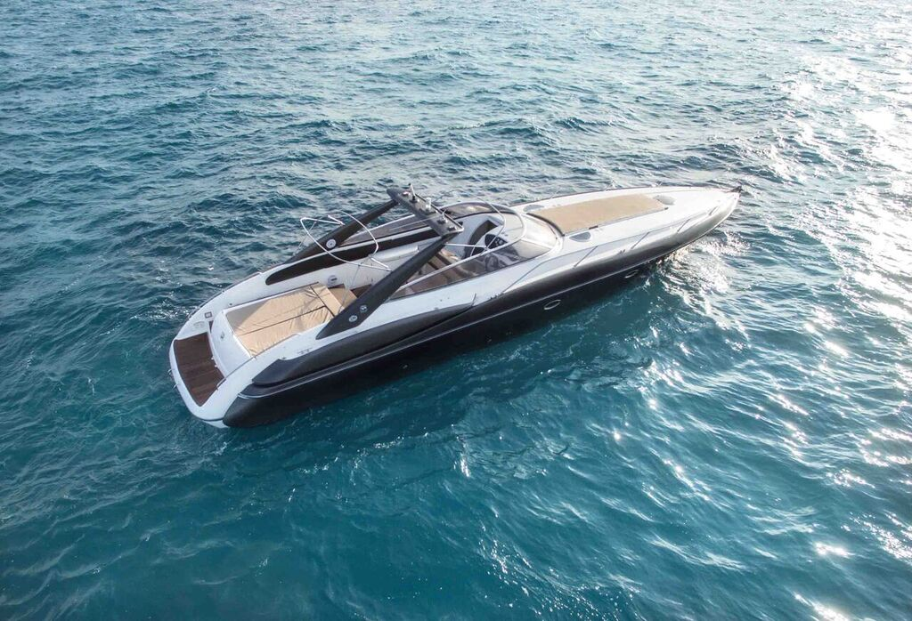 48 Sunseeker Superhawk Ibiza Just For Fun