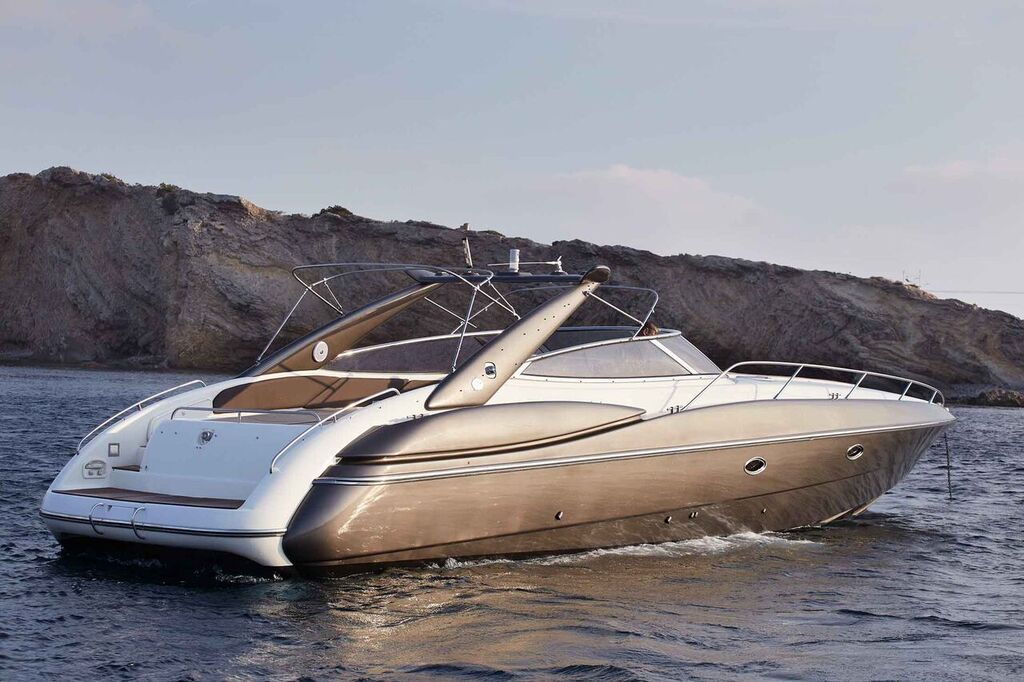 48 Sunseeker Superhawk Just Ibiza For Fun