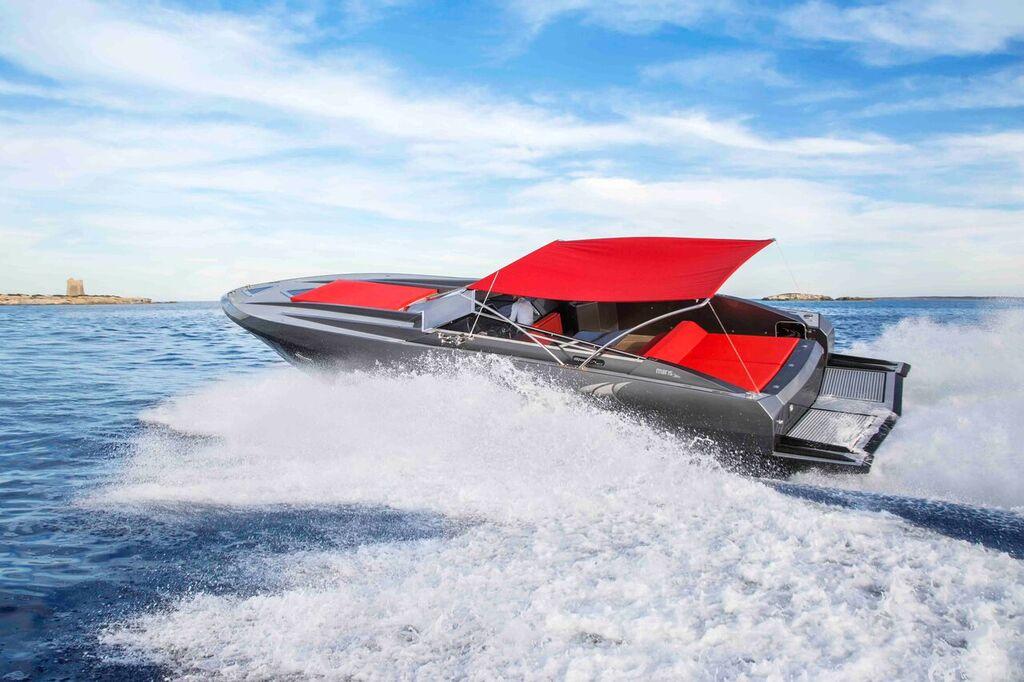50 Boat Stealth Attitude Ibiza