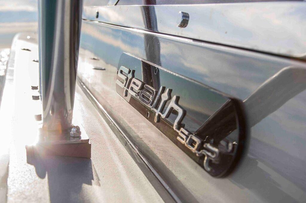 50 Stealth Yacht Ibiza