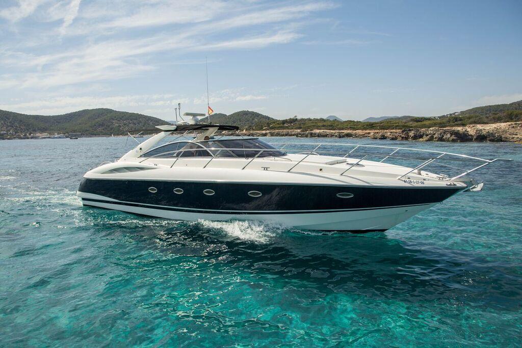50 Sunseeker Camargue Insomnia Ibiza