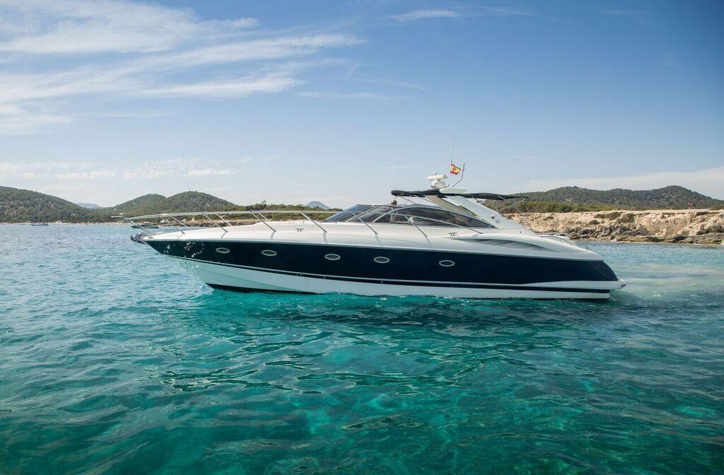 50 Sunseeker Camargue Boat Yacht Ibiza