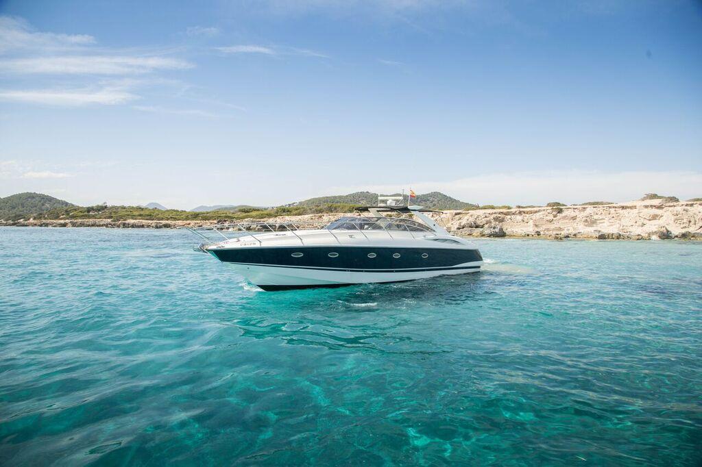 50 Sunseeker Camargue Boat Yacht Insomnia Ibiza