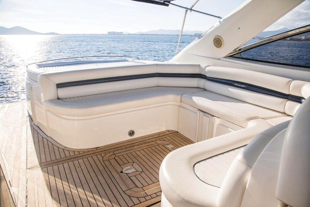 50 Sunseeker Camargue Insomnia Ibiza Boat Yacht