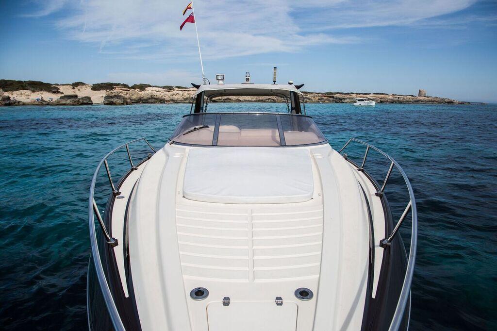 50 Sunseeker Camargue Insomnia Ibiza Boat