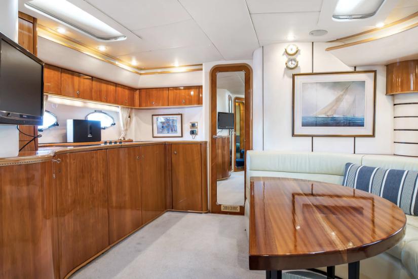 52 Princessv52 Ibiza Boat
