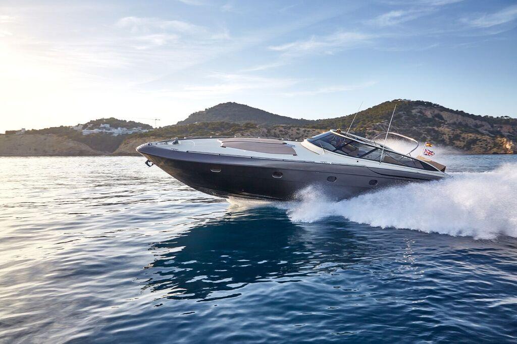 54 Baia Aqua Ibiza Boat
