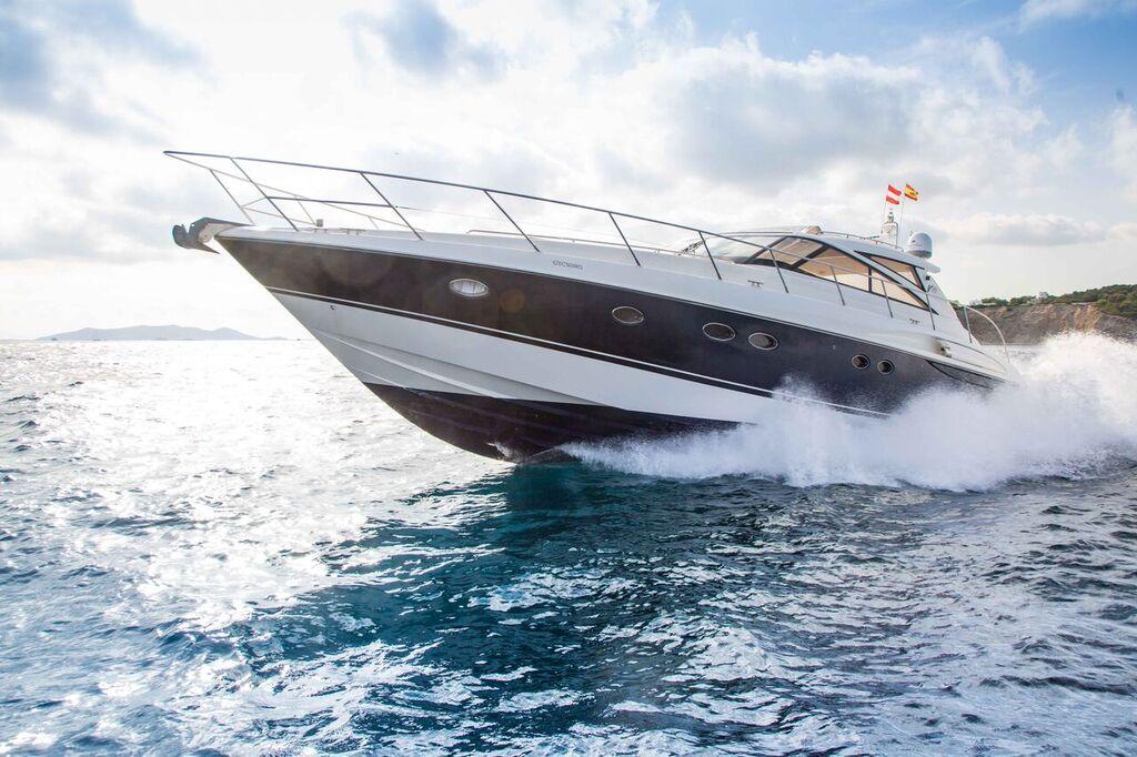 58 Princessv58 Ibiza Boat Yacht