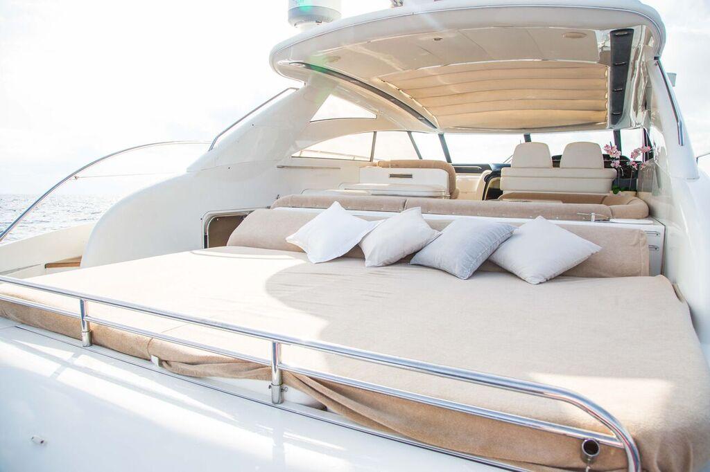 58 Princessv58 Ibiza Boat