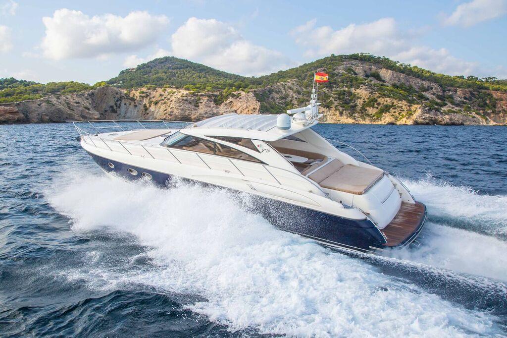 58 Princessv58 Ibiza Fast Boat