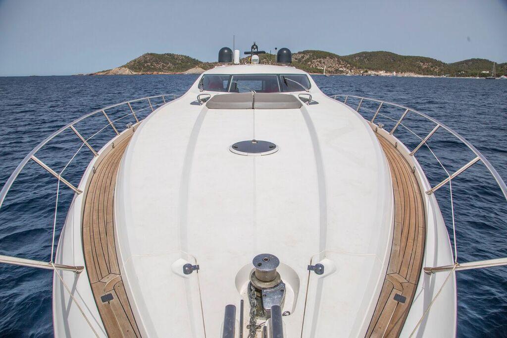 75 Sunseeker Predator Ibiza Boat