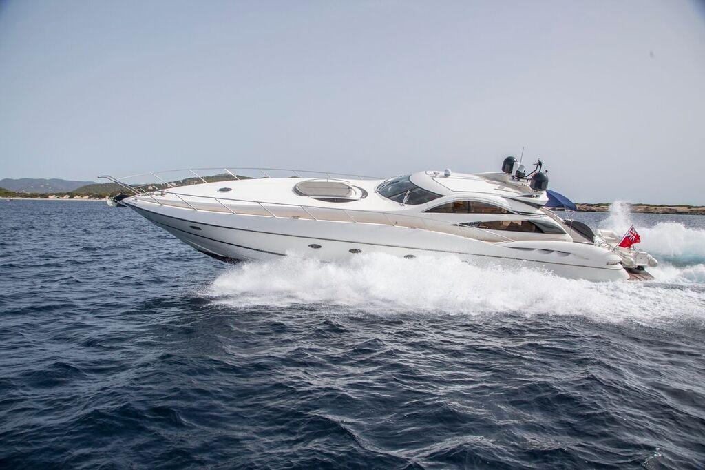 75 Sunseeker Predator Ibiza