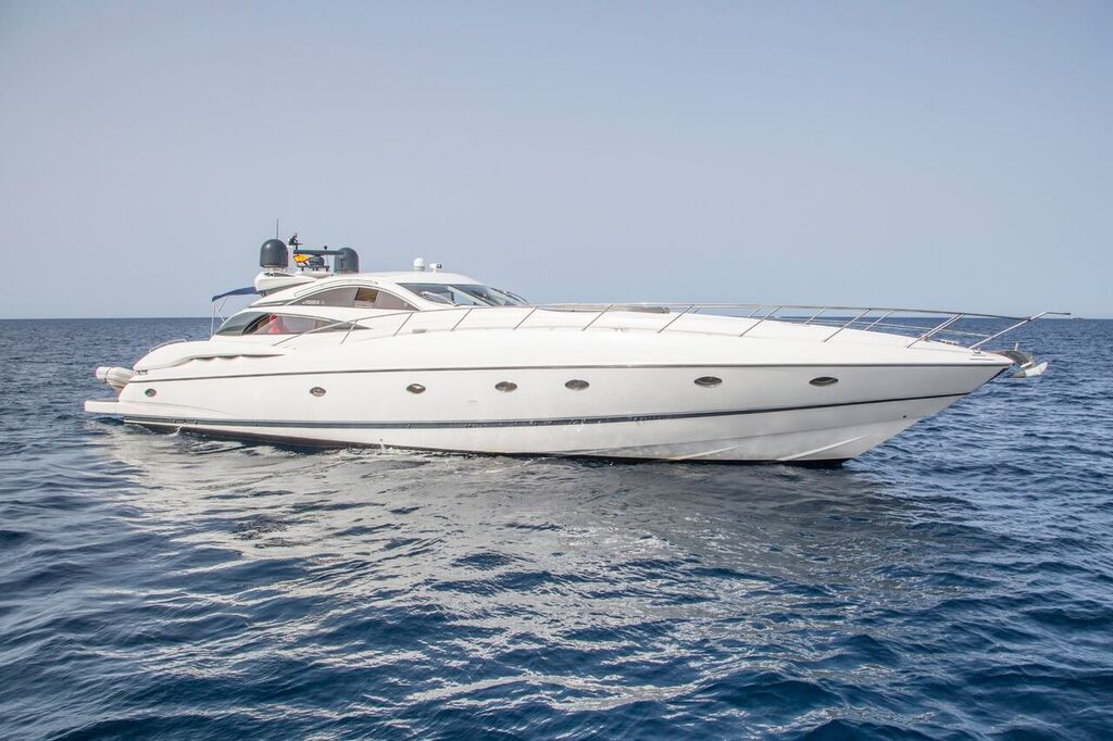 75 Sunseeker Predator Yatch Ibiza