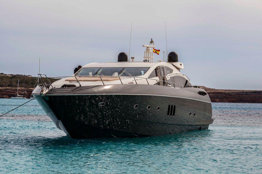 82 Sunseeker Predator Ibiza