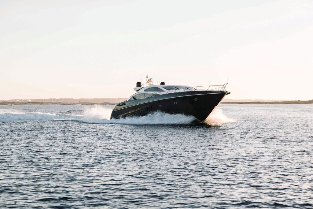 82 Sunseeker Predator Just Boat Smile Ibiza Yacht