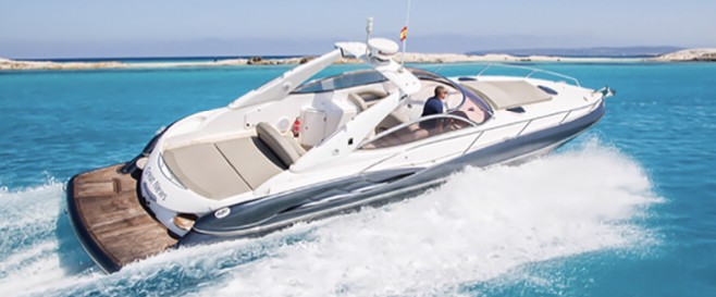 Sunseeker Superhawk 40 1