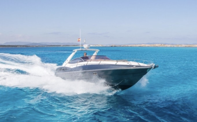 Sunseeker Superhawk 40 2