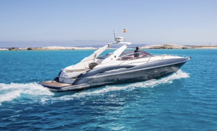 Sunseeker Superhawk 40 4