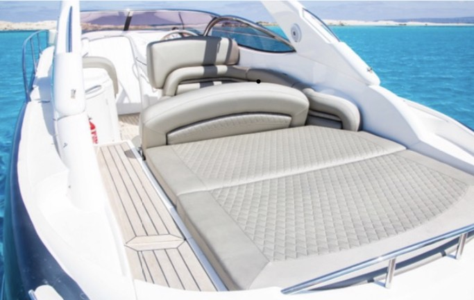 Sunseeker Superhawk 40 5