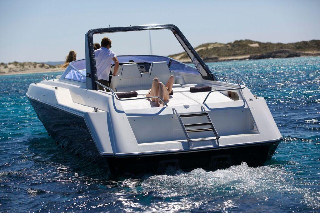 Boat 43sunseeker Thunderhawk Good News Ibiza