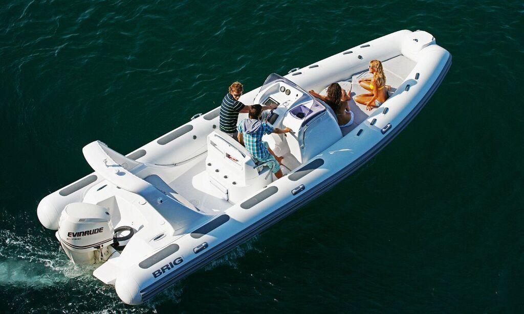 Boat Brig 780 Ibiza
