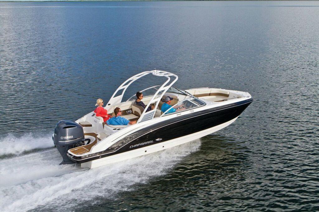 Boat Ibiza Yacht Chaparral Suncoast 250