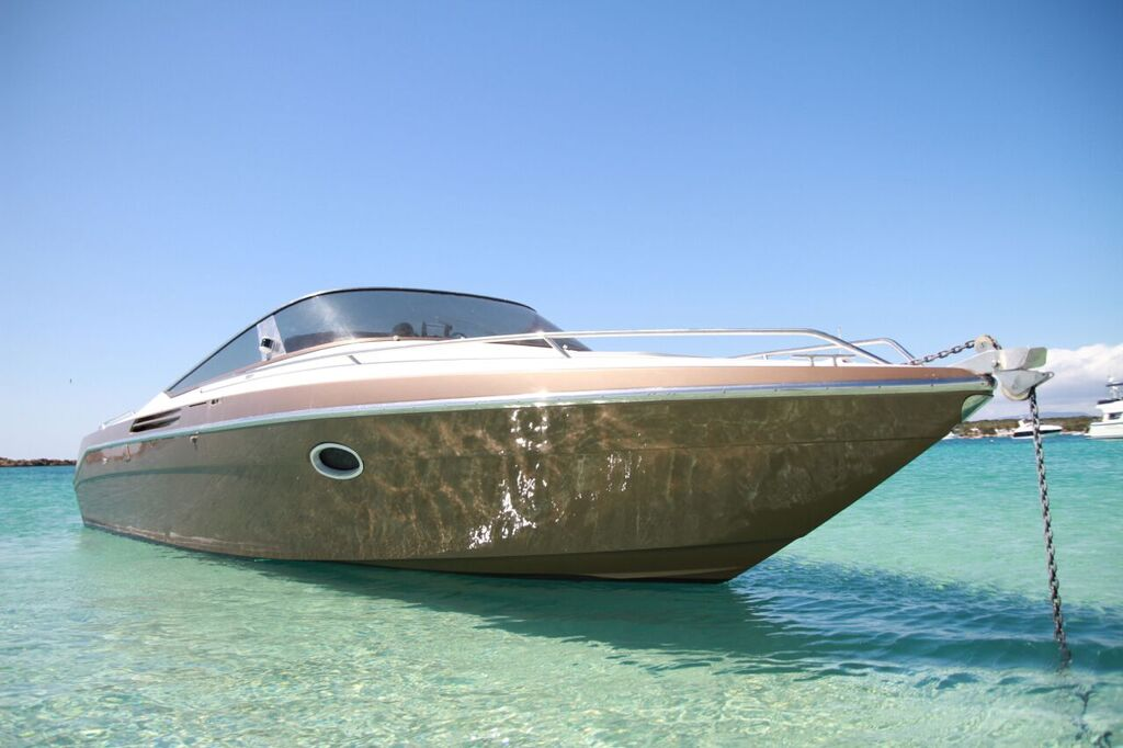 Boat Yacht 26 Cranchi Sirenusa Ibiza