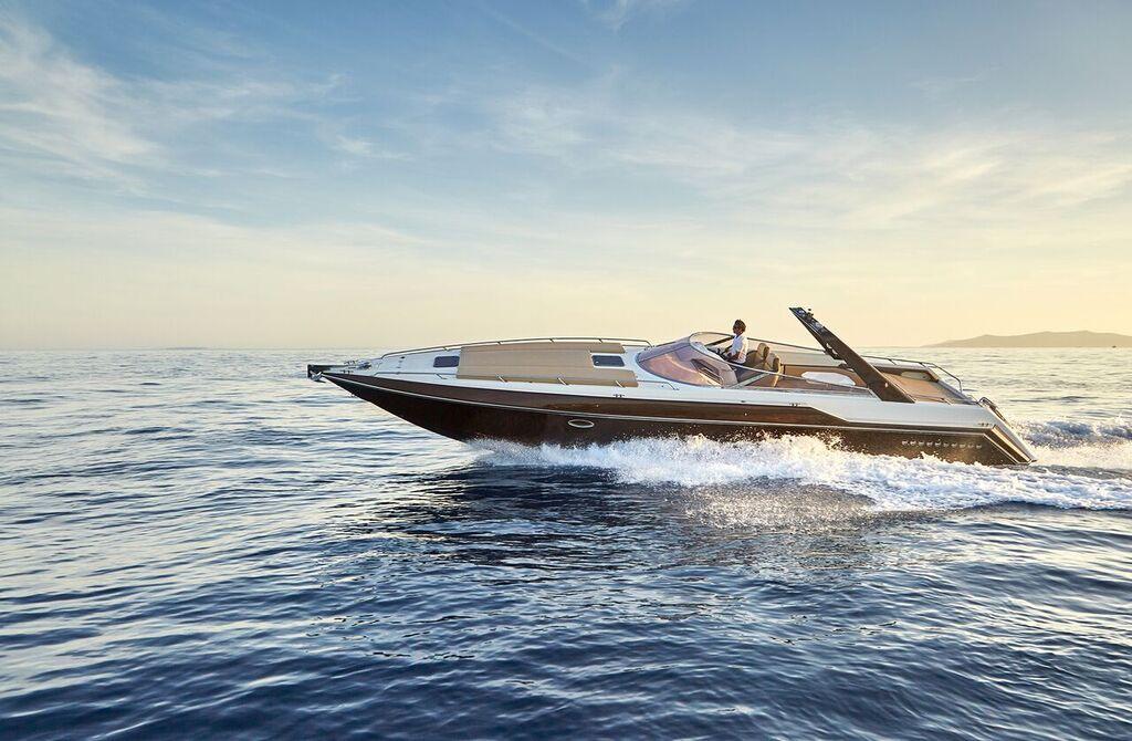 Boats Yachts 43 Sunseeker Thunderhawk Falco Ibiza