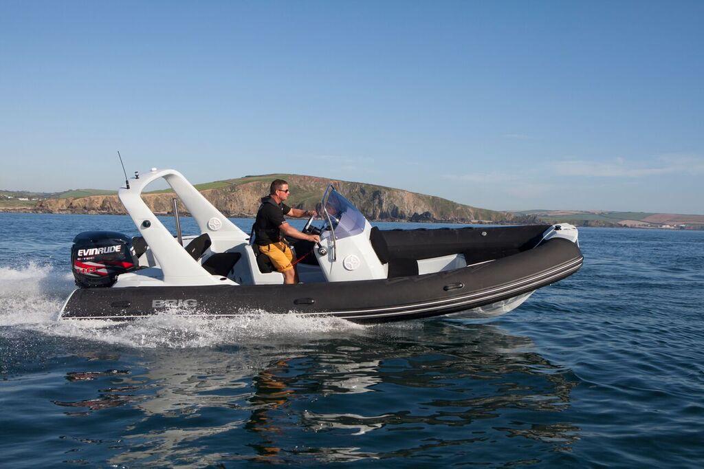 Brig 650 Ibiza Boat