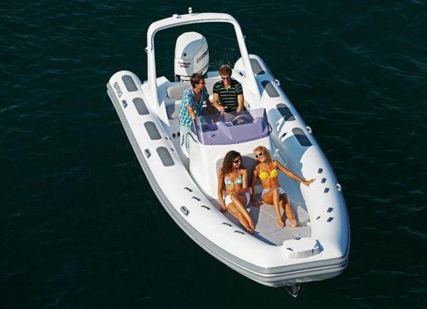Brig 780 Boat Ibiza