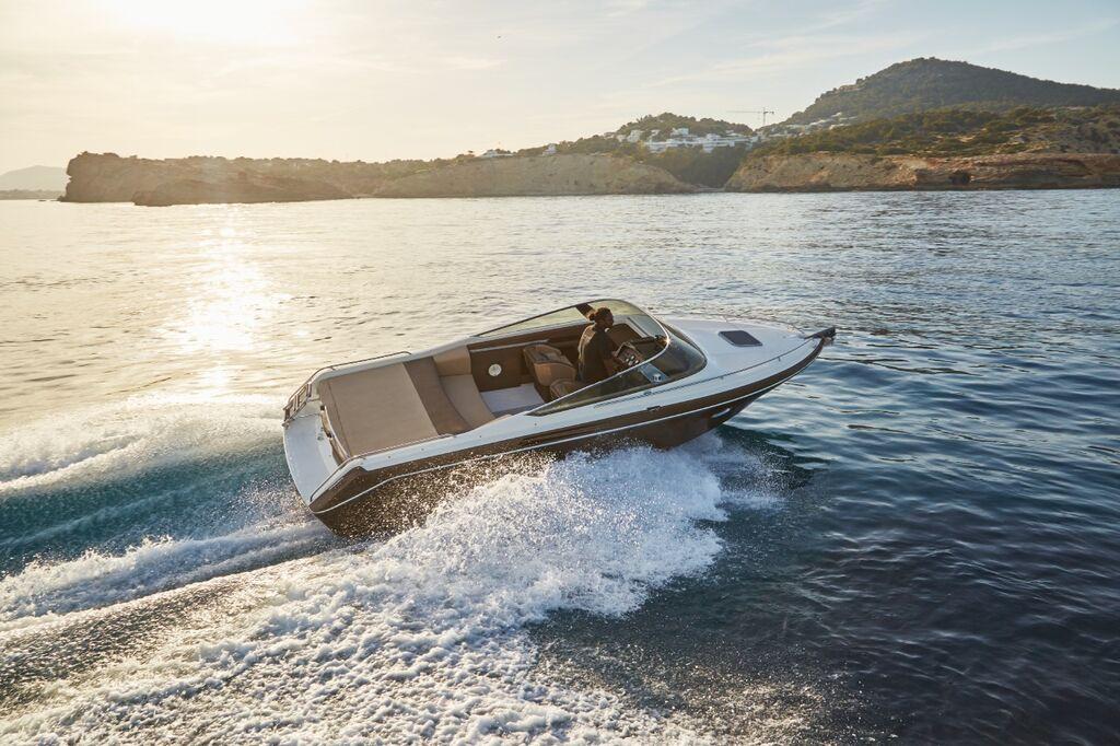 Cranchi Sirenusa Ibiza Boat