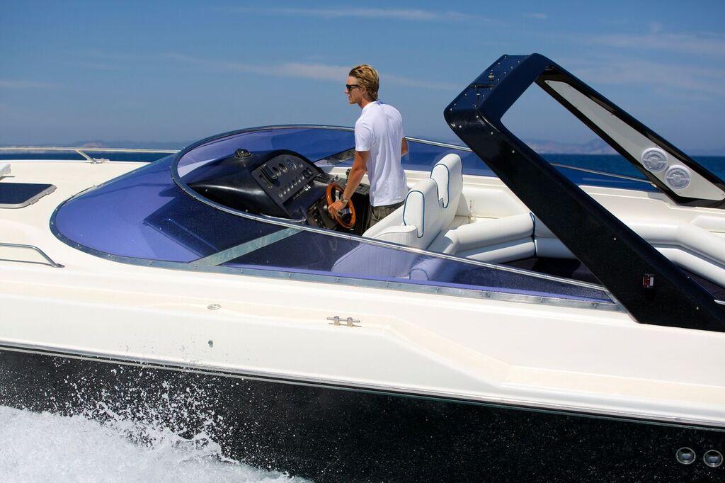 Ibiza 43 Sunseeker Thunderhawk Good News